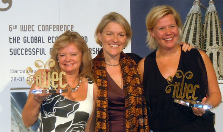 2012 in Barcelona: Pernilla Stålhane, Pallmax and Maud Spencer, Svalson together with Charlotte Kalin, Make Trade.